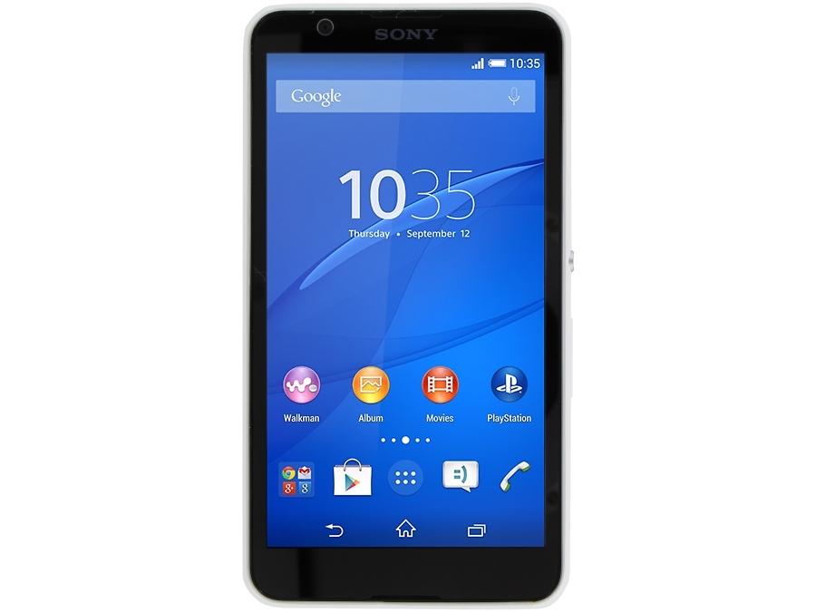 Смартфон Sony Xperia E4g Dual E2033 White