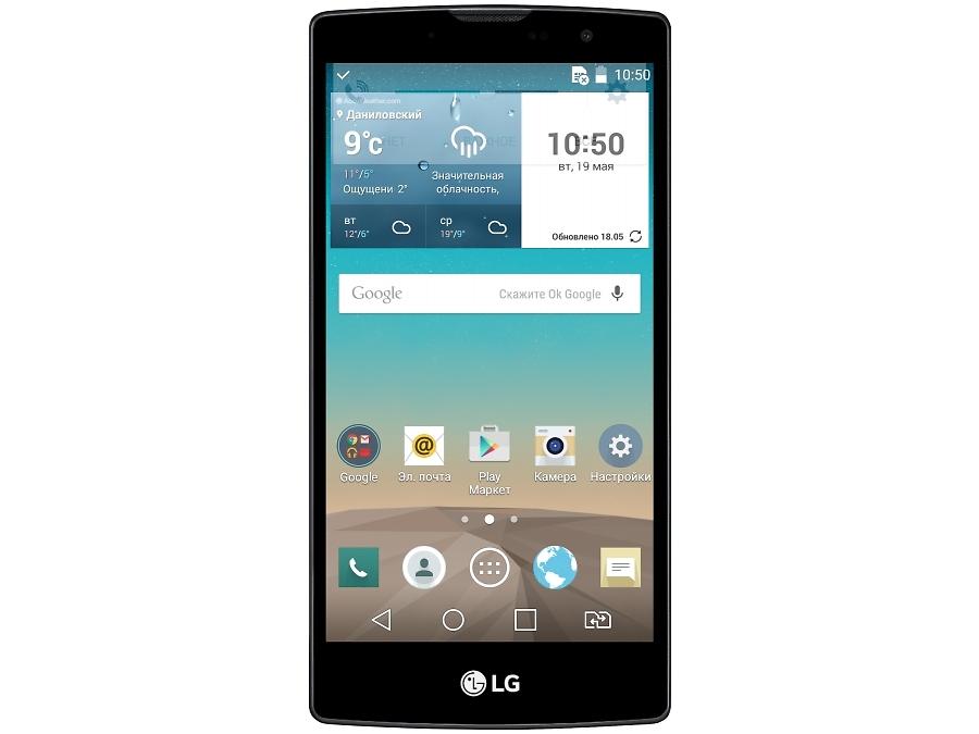 Смартфон LG Magna H502 Dual Sim Titan
