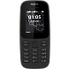 Телефон Nokia 105 TA-1034 DS Black